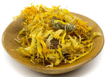 Load image into Gallery viewer, Calendula Flowers (dried, organic) - 50g