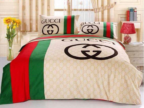 Designer Bed Covers Gucci