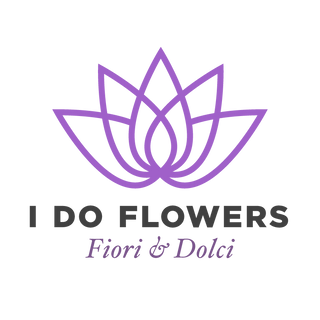 Logo I Do Flowers