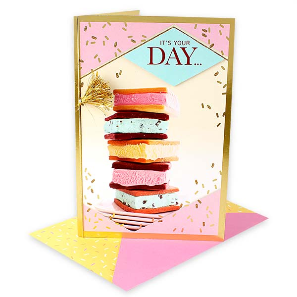 Its Your Day Greeting Card