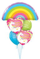 Magical Unicorn Birthday  Balloons