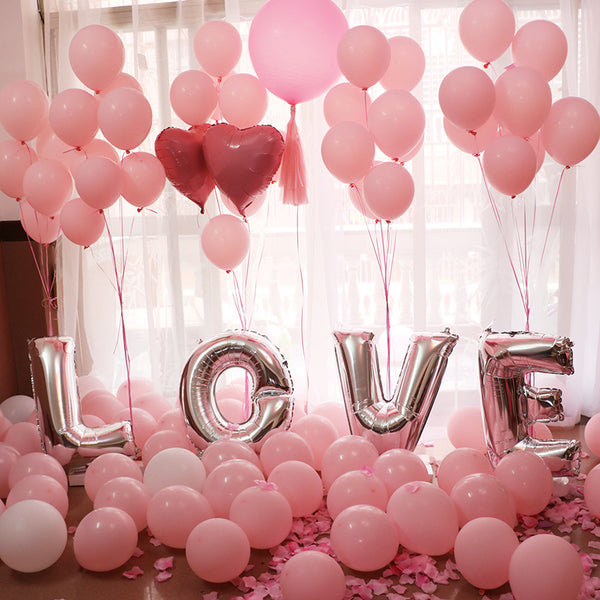 Love Balloon Decoration