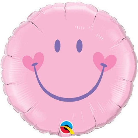 Sweet Smile Face-Pink