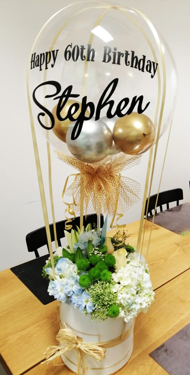SPECIAL! Any Occasion Customised Balloon Decoration PRE-ORDER 1DAY