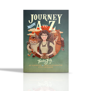 Journey from A to Z with Teacher Judy