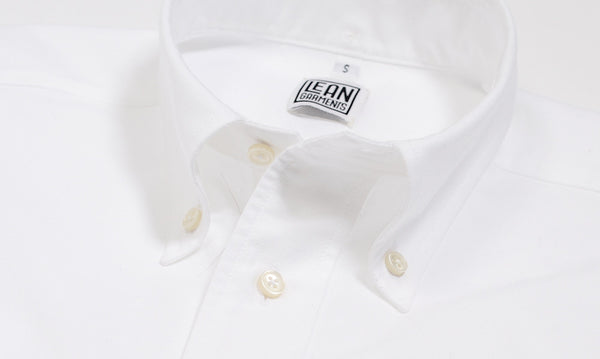 Introducing the White Oxford Button-Down