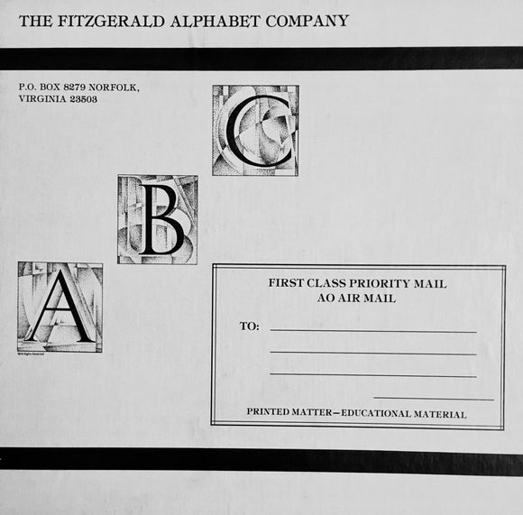 The Fitzgerald Alphabet