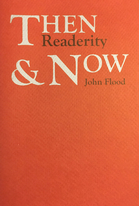 Then & Now: Readerity