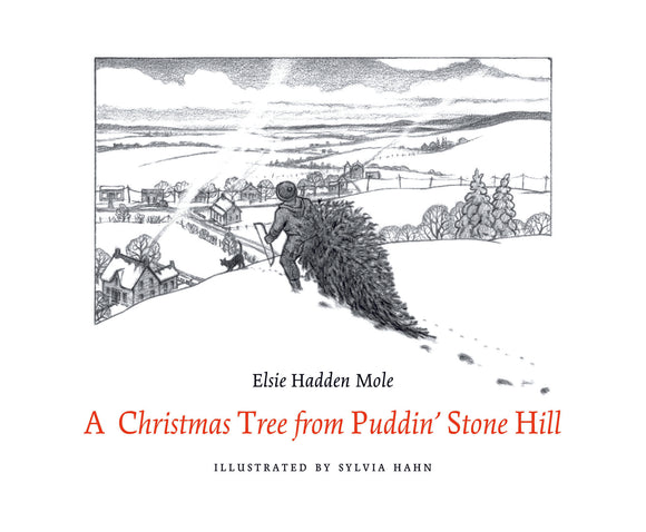 A Christmas Tree from Puddin' Stone Hill