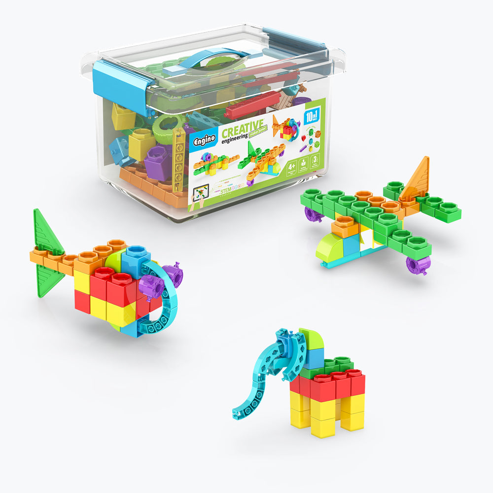 Creative Engineering Maker Junior 10 Models Set