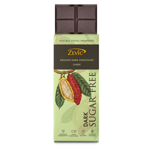 Zevic Belgian Dark Chocolate- Classic