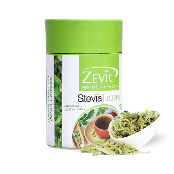 Zevic Handpicked Stevia Leaves