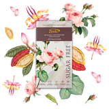 Zevic Belgian Couverture Chocolate with Paan and Rose