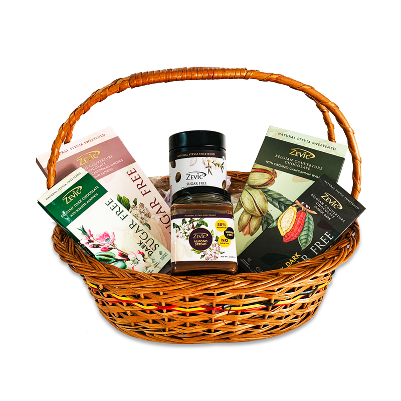 Zevic Celebration Basket