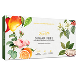 Zevic Sugar Free Assorted Belgian Chocolate Bars Gift Pack