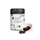 Zevic Sugarfree Chocolate Coated Almonds