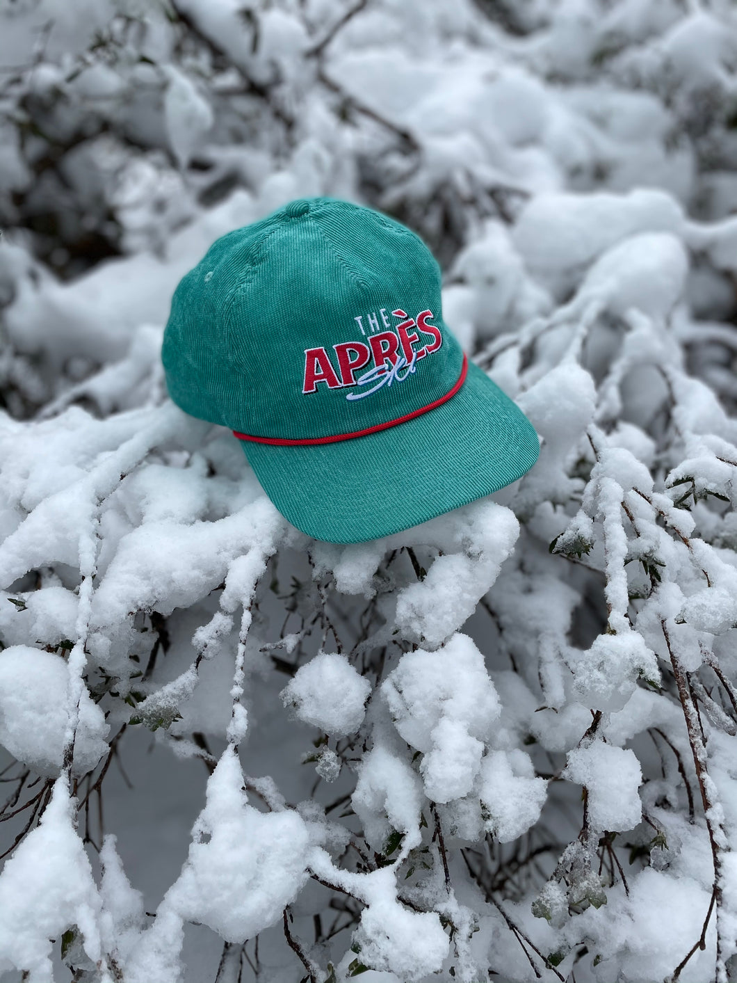 The Apres-Ski Vintage Corduroy Hat