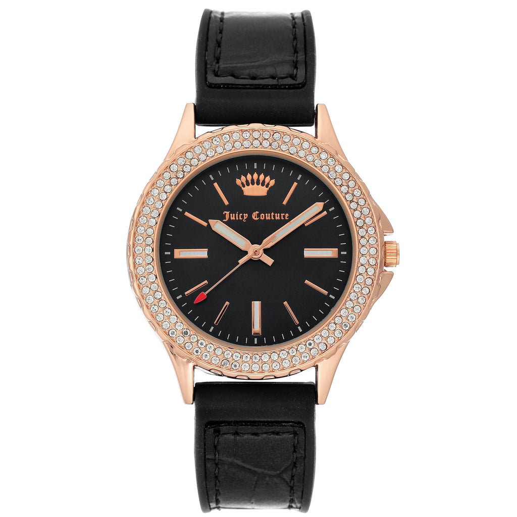 Juicy Couture Watch JC/1112RGBK