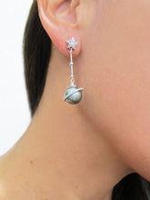 Load image into Gallery viewer, Trip to Saturn Earrings