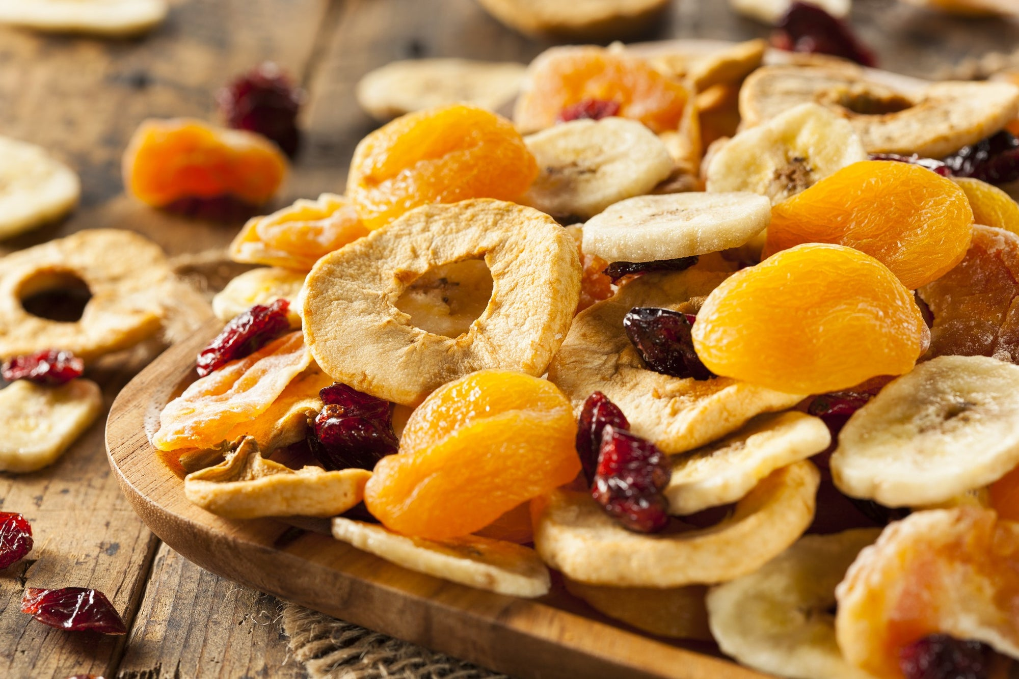 5 Healthy Ways to Add Dried Fruit Into Your Meals