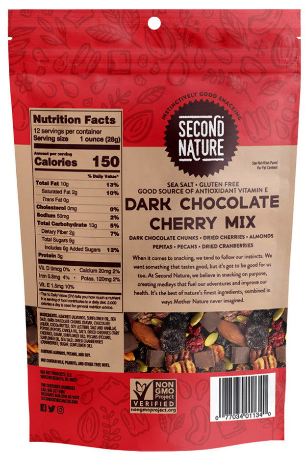 TRAIL MIX TRIAL: 6-count  Variety Pack
