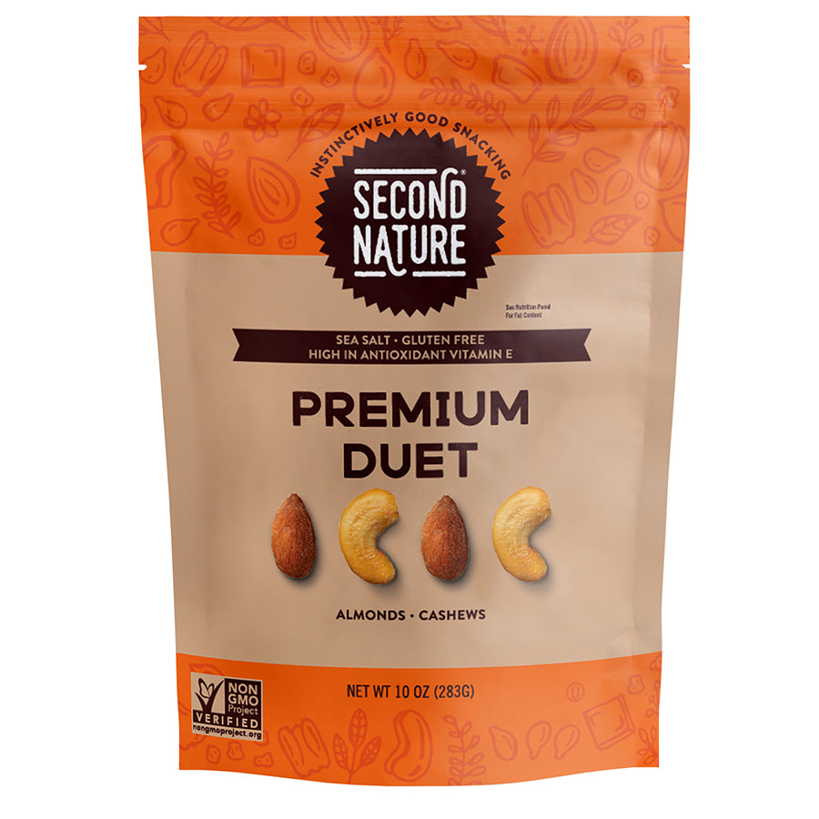 GO NUTS:  6-count Variety Pack