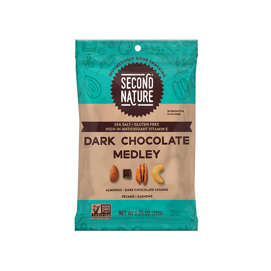 DARK CHOCOLATE MEDLEY 1.2oz 10-count