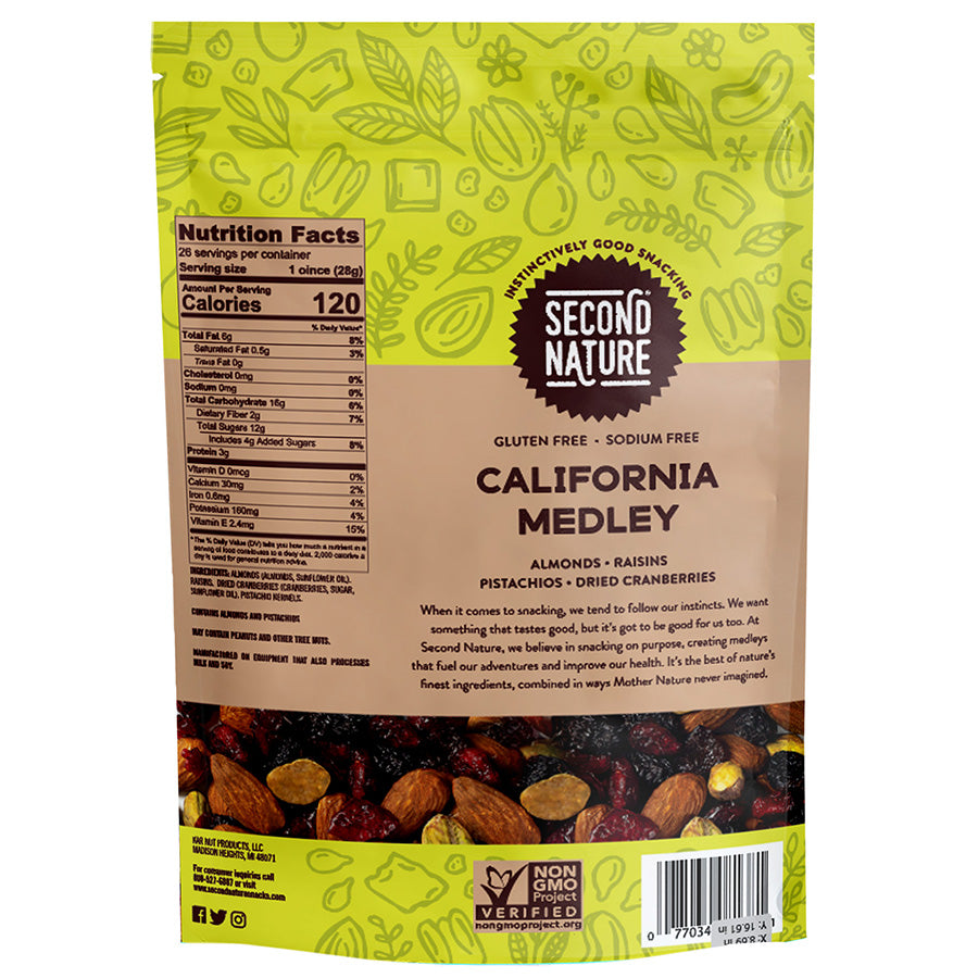 CALIFORNIA MEDLEY 26oz POUCH