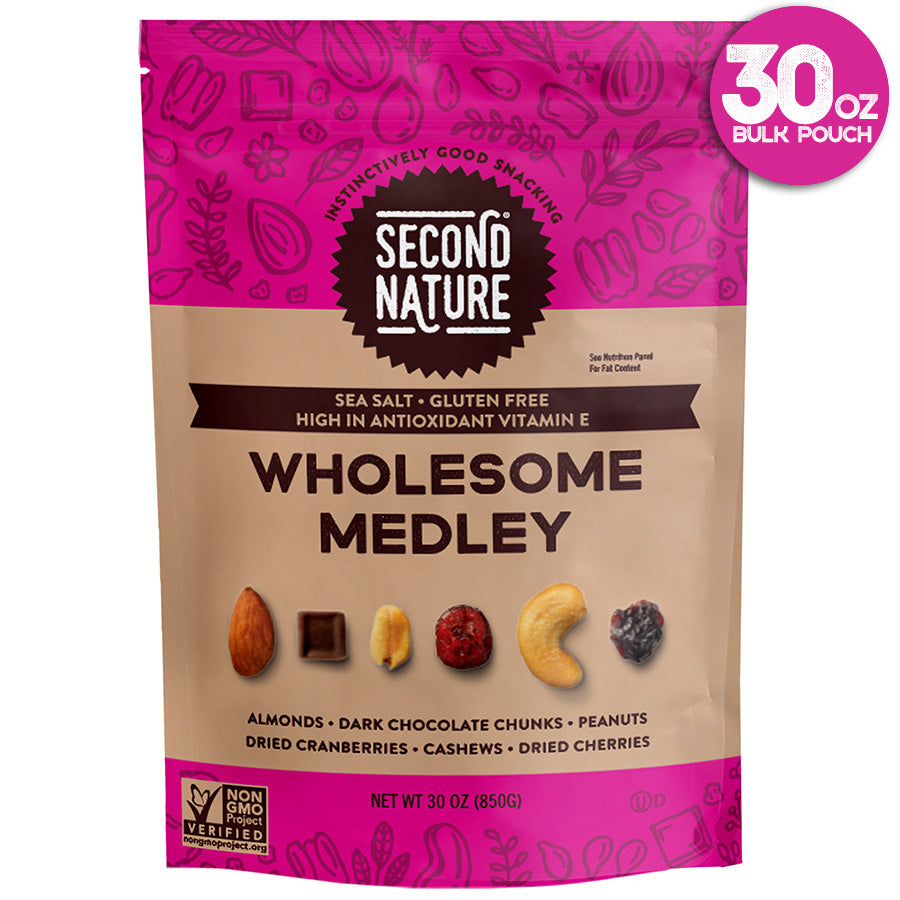 WHOLESOME MEDLEY  30oz POUCH