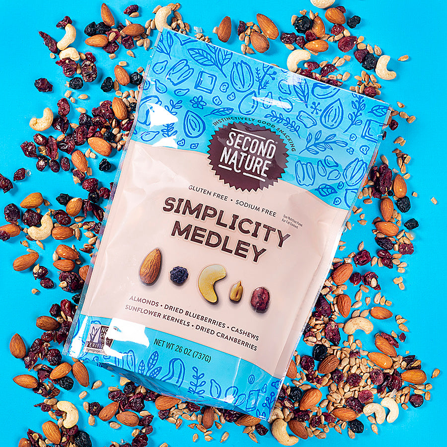 SIMPLICITY MEDLEY 26oz POUCH