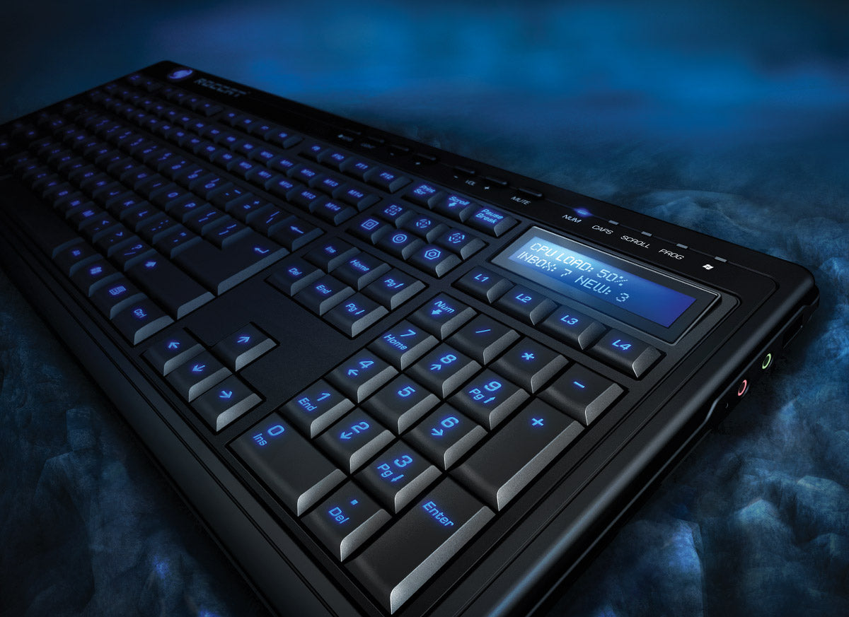 ROCCAT Valo keyboard 2008