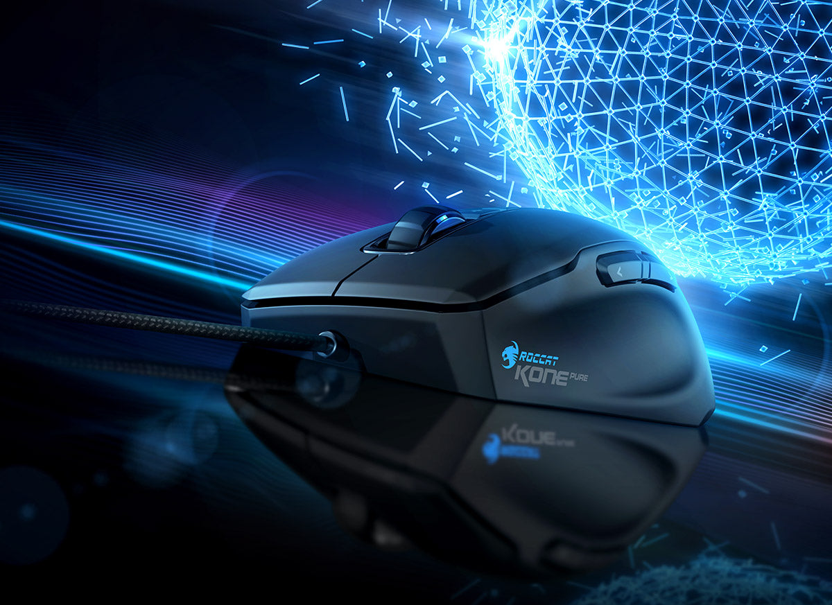 ROCCAT Kone Pure gaming mouse artwork