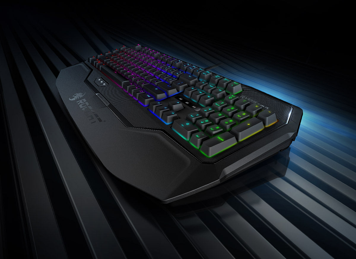 ROCCAT Ryos FX gaming keyboard
