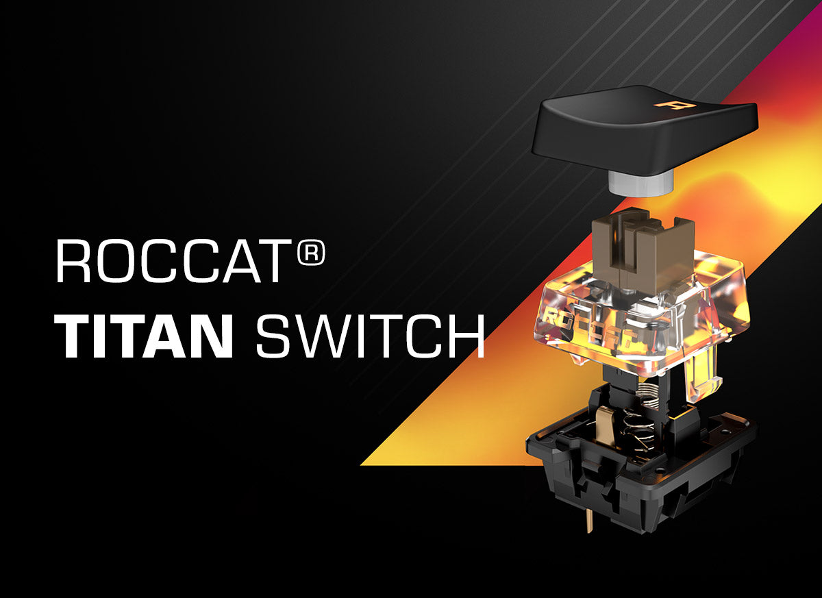 ROCCAT Titan Switch illustration
