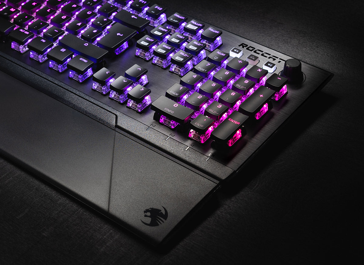ROCCAT Vulcan mechanical gaming keyboard