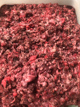 Load image into Gallery viewer, LAMB Mix, Lamb Meat, Lung, Tripe & Trachea Ground