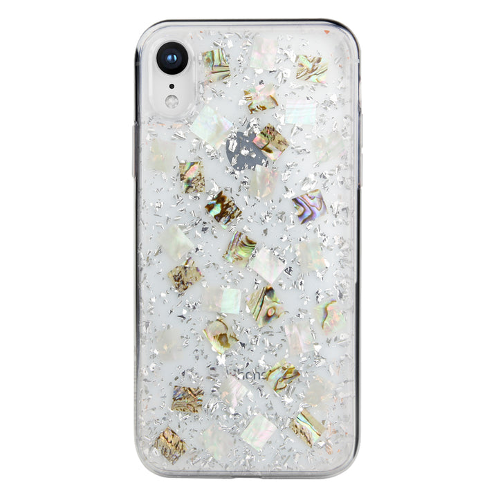 FLASH handmade genuine flowers silicon case for iPhone XR