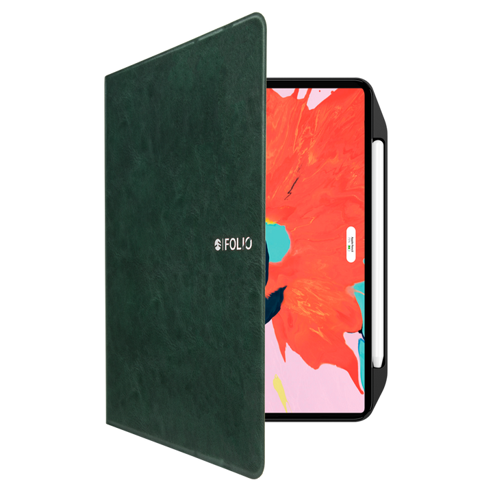CoverBuddy Folio Lite leather case for iPad Pro 11