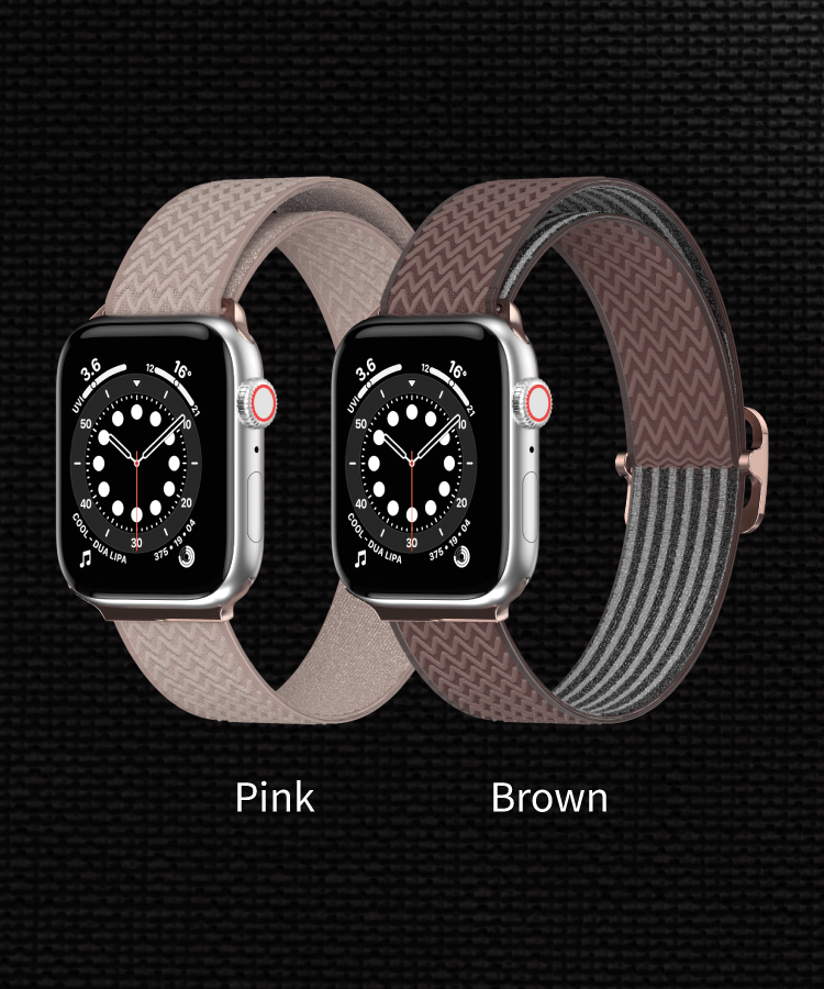 Designed exclusively for Apple Watch