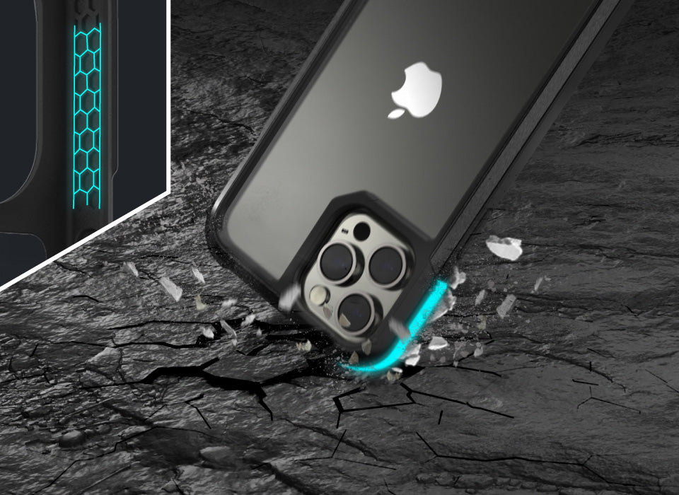 Odyssey Shockproof Protection