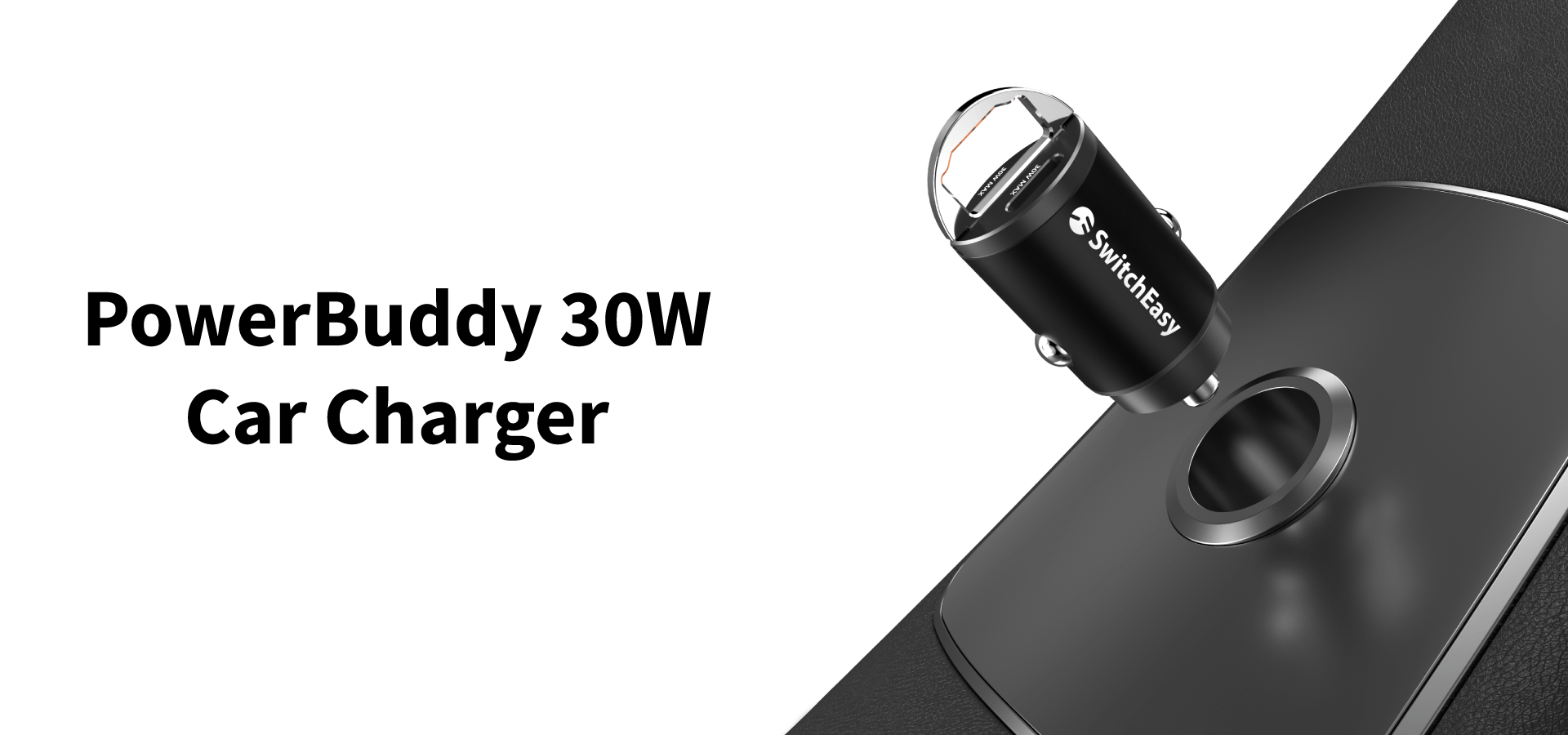 PB30W Car Charger