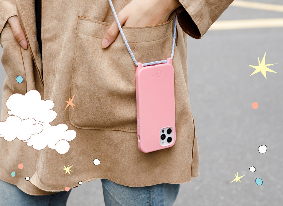Play Wear Your Phone Case!