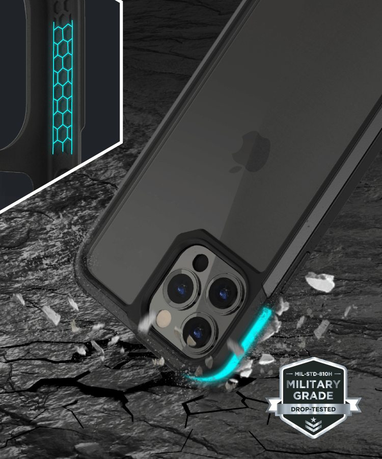Honeycomb Shockproof Protection