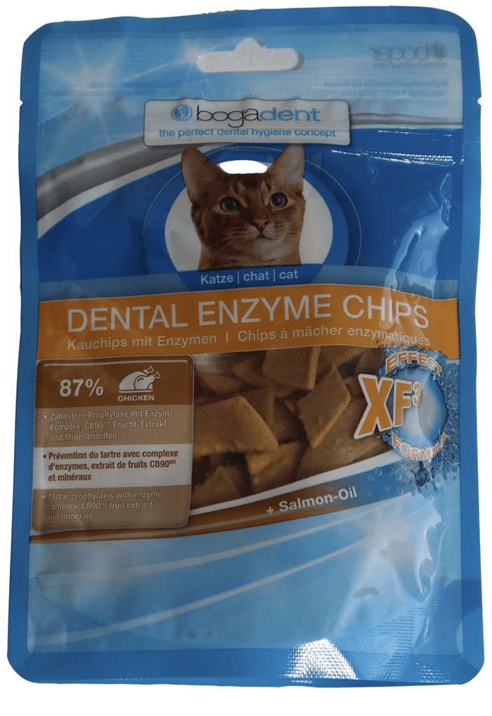 Bogadent Dental Enzyme Snacks Kat