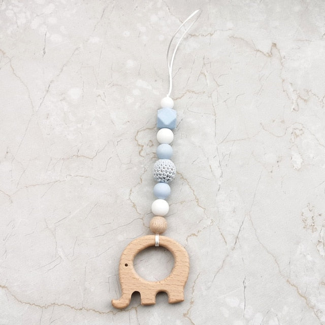 Baby Teether Toy - 3 Designs