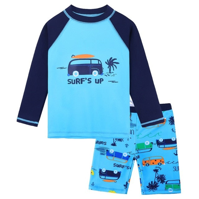 Swimwear Set Boy 2 pieces