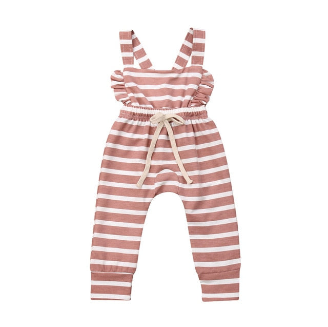 Girl's Romper Pants
