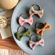 Charger l'image dans la galerie, Hair Ties Bow Set - 5 pieces