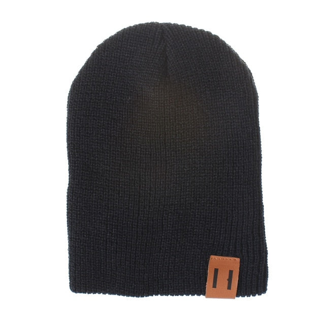 Winter Beanie Hat - 9 colors