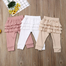 Lade das Bild in den Galerie-Viewer, Pants with Ruffles - 3 colors